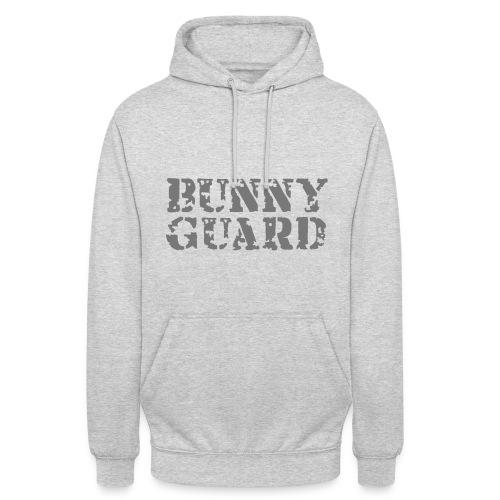 Hoodie Bunny guard - Hoodie unisex