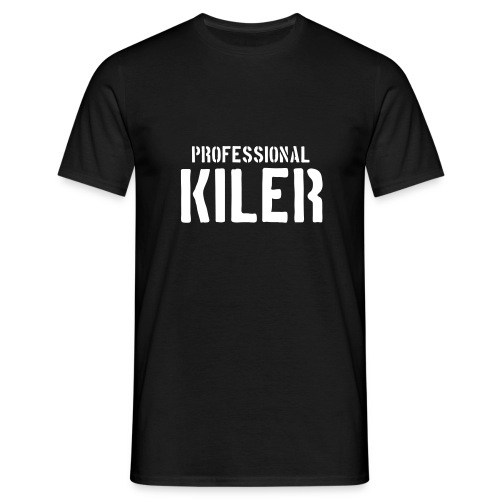 Professional Kiler - T-skjorte for menn