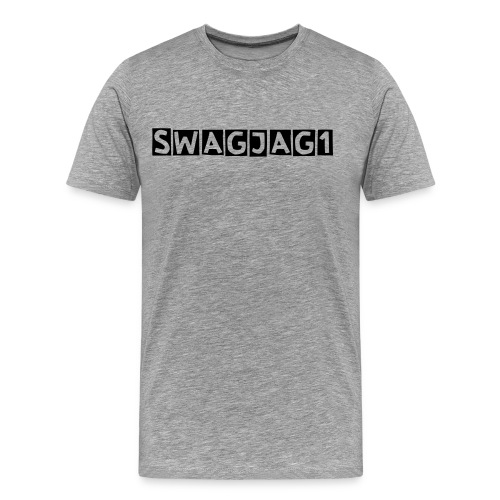 SWAGJAG1 (Colour) T-Shirt (Premium) - Men's Premium T-Shirt