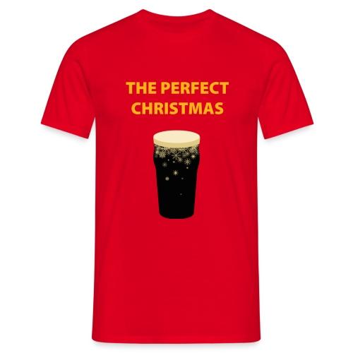 Perfect Christmas - Men's T-Shirt