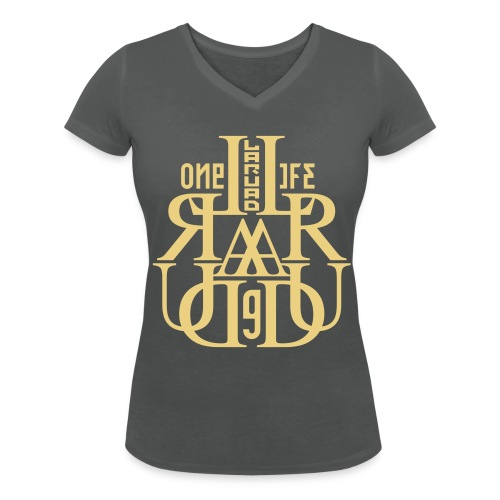17 - Women's V-Neck T-Shirt