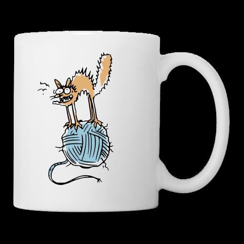 Alpacakatzen-Tasse - Tasse