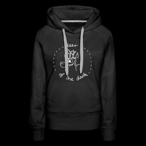 Deer of the Dark Hoodie - Frauen Premium Hoodie