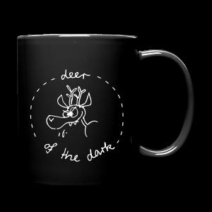 Deer of the Dark Tasse - Tasse einfarbig