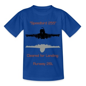 Kids Final Approach T-Shirt - Teenage T-shirt