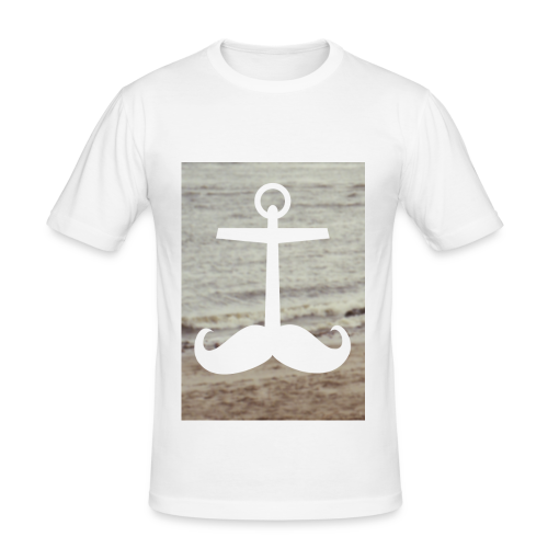 strand // jungs - Männer Slim Fit T-Shirt