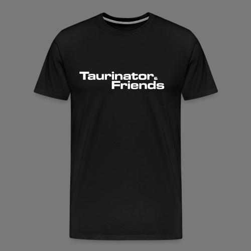 Taurinator & Friends groß Premium T-Shirt - Männer Premium T-Shirt