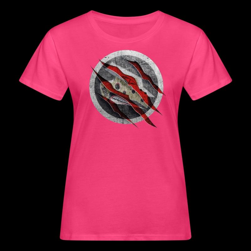 bde1 - Frauen Bio-T-Shirt