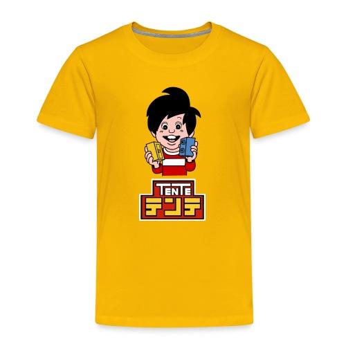 Camiseta niño TENTE-chan - Camiseta premium niño