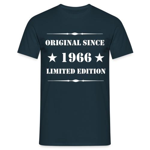 Shirt mit Aufdruck, 1966 Limited Edition - Männer T-Shirt