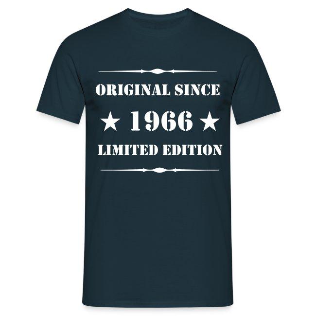 Shirt mit Aufdruck, 1966 Limited Edition