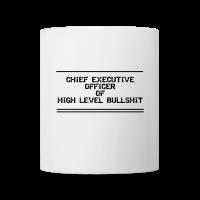 CEO of Bullshit Tasse