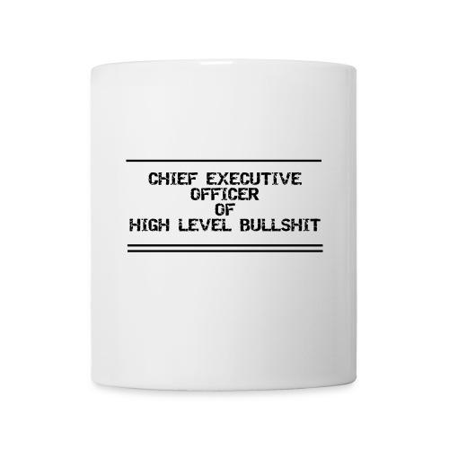 CEO of Bullshit Tasse - Tasse
