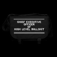 CEO of Bullshit Tasche
