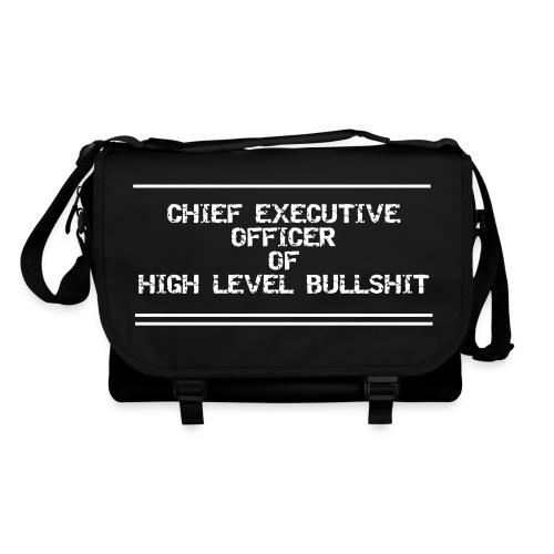 CEO of Bullshit Tasche - Umhängetasche