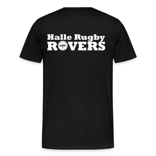Rovers T-Shirt Männer - Männer Premium T-Shirt