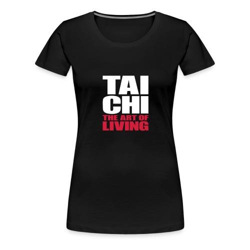 T-Schirt Frauen - Frauen Premium T-Shirt