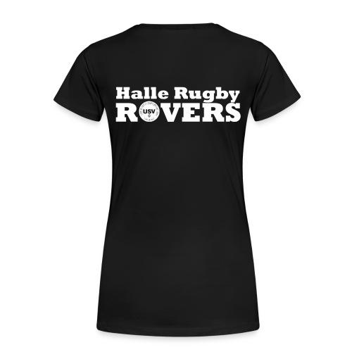 Rovers T-Shirt Frauen - Frauen Premium T-Shirt