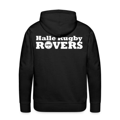 Rovers Pullover Männer - Männer Premium Hoodie