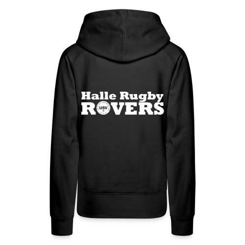 Rovers Pullover Frauen - Frauen Premium Hoodie
