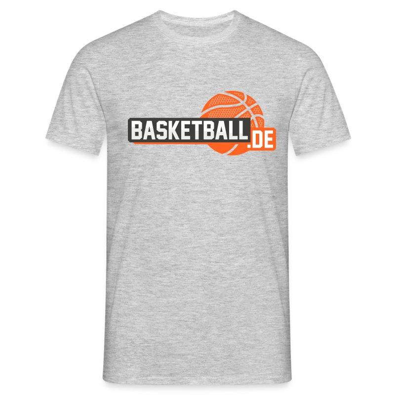 BBDE_LOGO2015_RGB_300dpi - Männer T-Shirt