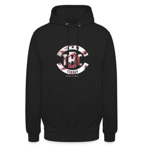 TBC Pullover - Red Flare  - Unisex Hoodie