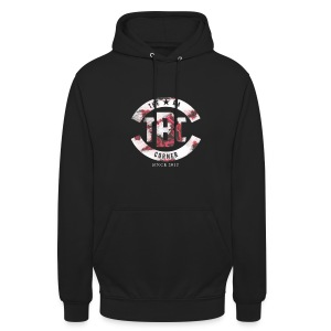 TBC Pullover - Red Flare - Rus - Nummer 03 - Unisex Hoodie