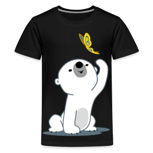 little bear for teen - Teenager Premium T-Shirt