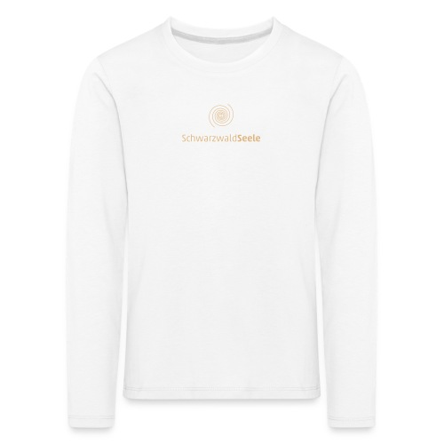 SchwarzwaldSeele Langarmshirt für Kinder - Kinder Premium Langarmshirt
