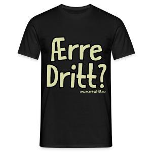 Ærre Dritt - Mann - T-skjorte for menn