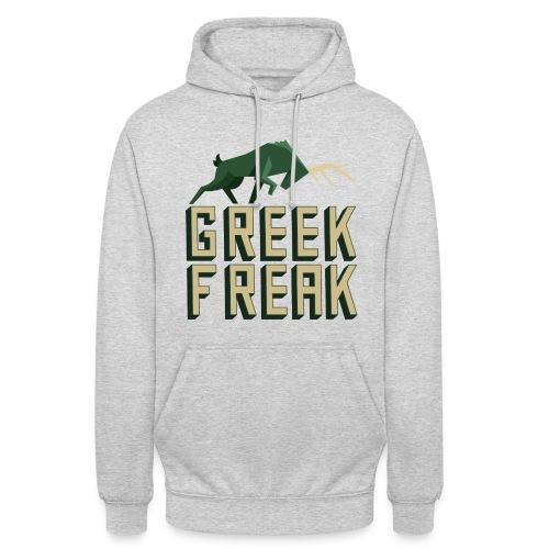 Greek Freak Hoodie - Unisex Hoodie