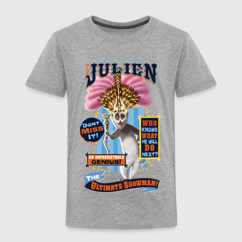 Madagascar King Julien Kids' T-Shirt - Kids' Premium T-Shirt
