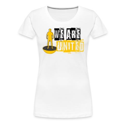 Ladies T Shirt - Women's Premium T-Shirt
