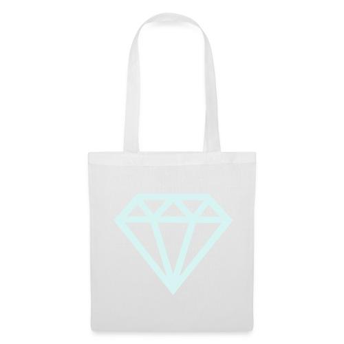 Diamonds are a gril's best friend (reflex) - Tygväska