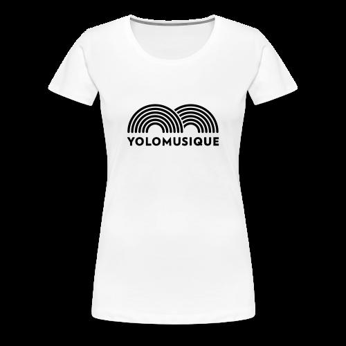 Yolozika blackFlex - T-shirt Premium Femme