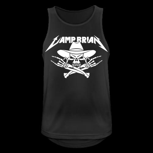 CAMP BRIAN (glat print) - Men's Breathable Tank Top