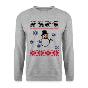 Ugly Sweater - Men's Sweatshirt