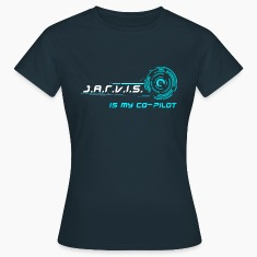 Jarvis Co-Pilot Frauen T-Shirt