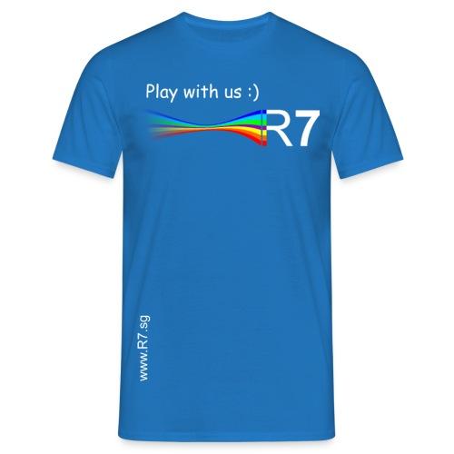 R7 Männer T-Shirt - Männer T-Shirt