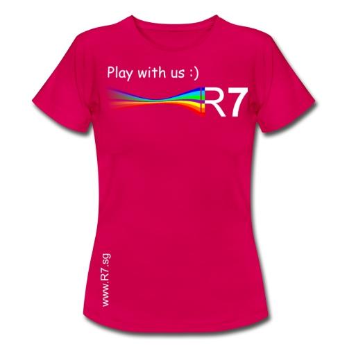R7 Frauen Kurzarm - Frauen T-Shirt