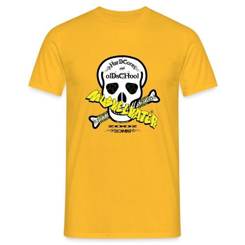 T-Shirt Skull Muskelkater - Männer T-Shirt