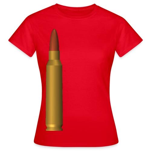 5,56 mm Patrone T-Shirts - Frauen T-Shirt