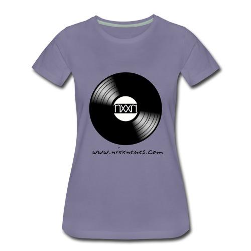 Vinyl Premium T-Shirt Girls - Frauen Premium T-Shirt