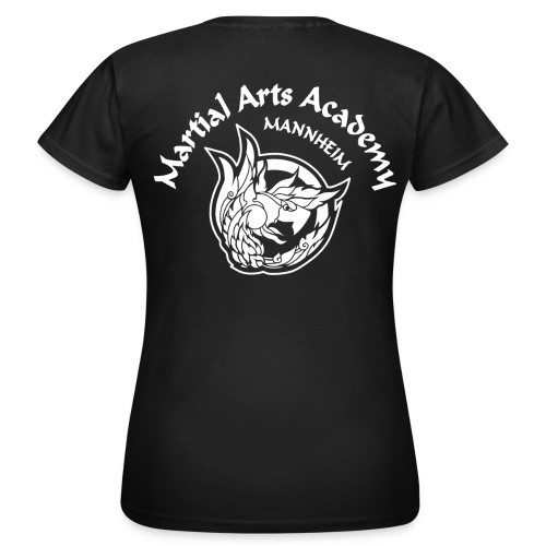MAA Mannheim Ladies Muay Thai Shirt - Frauen T-Shirt