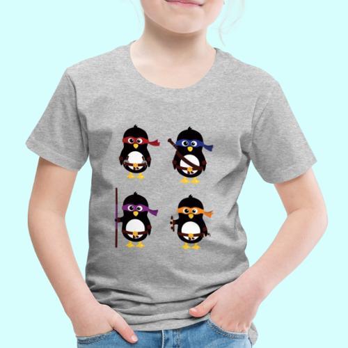 Pinguinjas - Kinder Premium T-Shirt