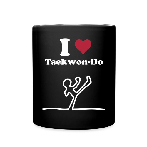 Tasse einfarbig - Budo,Budo Kleidung,Budo Shirts,Budo ware,Kampfsport Shirts,Martial Arts,Selbstverteidigung,Sportkleidung,Taekwon-Do Design,Taekwondo,Taekwondo Motive,Taekwondo ware,kampfkunst,kampfkunst kleidung,kampfsport,kampfsport kleidung,tae kwon do,taekwon-do