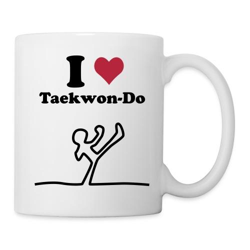 Tasse - taekwon-do,tae kwon do,kampfsport kleidung,kampfsport,kampfkunst kleidung,kampfkunst,Taekwondo ware,Taekwondo Motive,Taekwondo,Taekwon-Do Design,Sportkleidung,Selbstverteidigung,Martial Arts,Kampfsport Shirts,Budo ware,Budo Shirts,Budo Kleidung,Budo