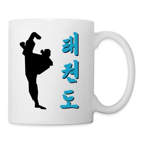 Tasse - Budo,Budo Kleidung,Budo Shirts,Budo ware,Kampfsport Shirts,Martial Arts,Selbstverteidigung,Sportkleidung,Taekwon-Do Design,Taekwondo,Taekwondo Motive,Taekwondo ware,kampfkunst,kampfkunst kleidung,kampfsport,kampfsport kleidung,tae kwon do,taekwon-do