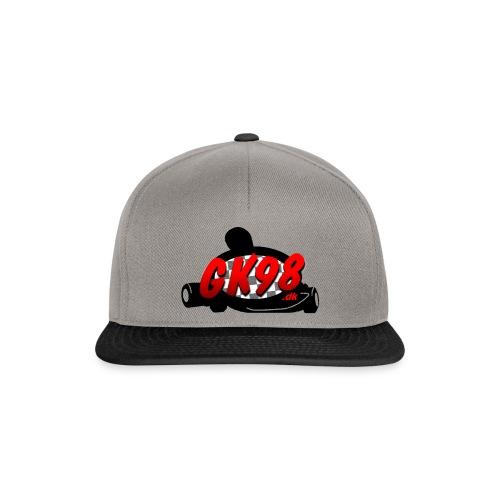 GK98 Cap - Snapback Cap