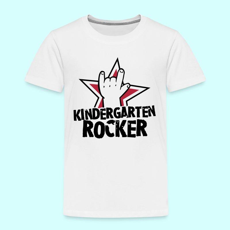 kindergarten rocker t shirt witzige kinder t shirts. Black Bedroom Furniture Sets. Home Design Ideas